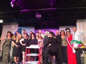 MY BIG GAY ITALIAN FUNERAL Celebrates First Year Off-Broadway