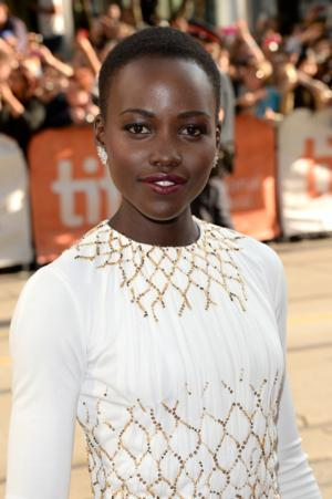 Rumors are that Lupita Nyong'o May Be Star in STAR WARS: EPISODE VII