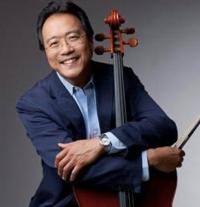 Yo-Yo Ma to Perform With the NJSO, 1/10