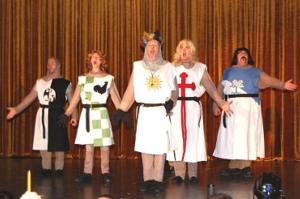 BWW Reviews: Carlisle Finds Its Grail in Hysterical SPAMALOT