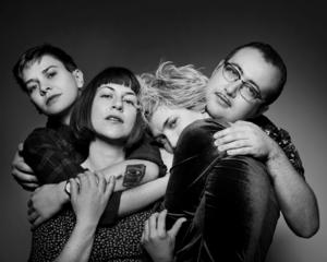 Priests 'Doctor' Revealed w/ NPR, Hometown DC Show Launches Nat'l Tour 6/2