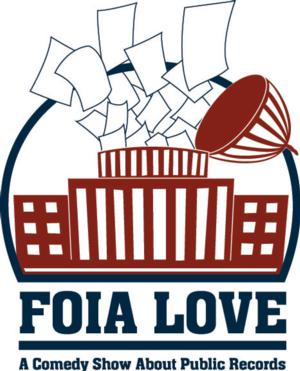 FOIA LOVE: A COMEDY SHOW ABOUT PUBLIC RECORDS Continues 6/4 at Tank Theater