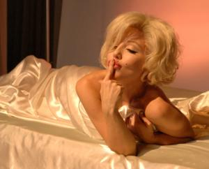 Boca Raton Theatre Guild Stages MARILYN: FOREVER BLONDE, Now thru 1/11