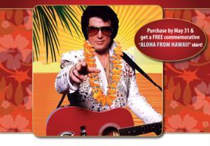 Renowned Elvis Tribute Artist Doug Church Returns to the Broadway Theatre of Pitman, 6/13-14