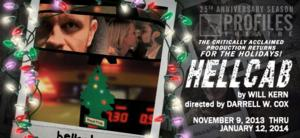 Paul Dillon to Star in Profiles Theatre's HELLCAB, 11/8-1/12