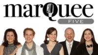 Marquee Five Plays SONDHEIM UNPLUGGED at 54 Below, 11/25