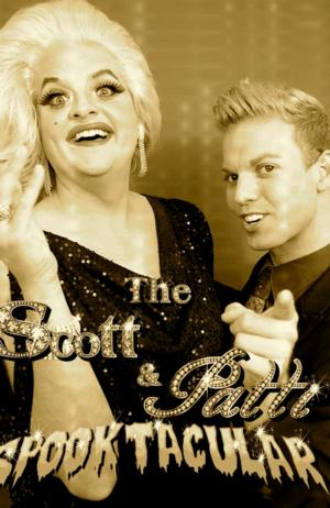 freeFall Theatre puts a spell on St. Pete with all-new The Scott & Patti Show!