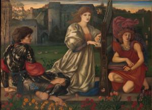 The Met Museum Presents THE PRE-RAPHAELITE LEGACY: BRITISH ART AND DESIGN, Now thru 10/26