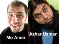 Muslim Comedians Mo Amer and Azhar Usman Come to Carolines on Broadway, 5/22-23
