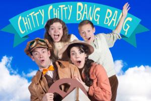 BWW Preview:  CHITTY CHITTY BANG BANG flies into The Coterie Theatre in Kansas City