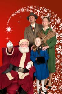 BWW Interviews: Kris Kringle and Director Visit MIRACLE ON 34TH STREET and Northern California