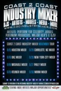 Coast 2 Coast Mixtapes Announces November Music Industry Tour
