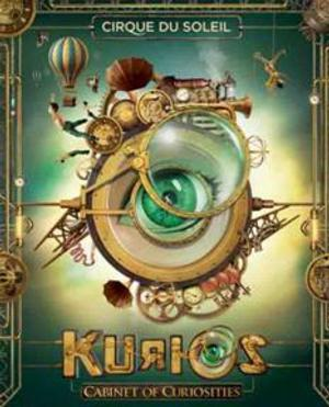 U.S. Premiere of Cirque du Soleil's 'KURIOS' Set for San Francisco, Begin. 11/14