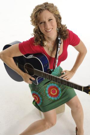 Laurie Berkner Coming to The Bushnell, 6/21