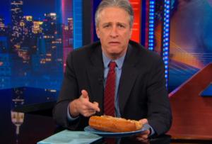 Philadelphia Council Blasts JON STEWART; Dares Him to Air Show from City