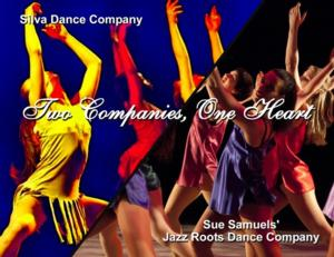 Jazz Roots Dance & Silva Dance to Present TWO COMPANIES, ONE HEART, 6/1 & 8