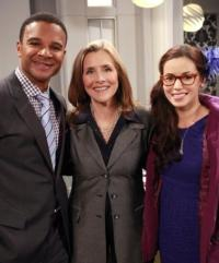 Meredith Vieira to Return to ABC's GENERAL HOSPITAL, 12/14