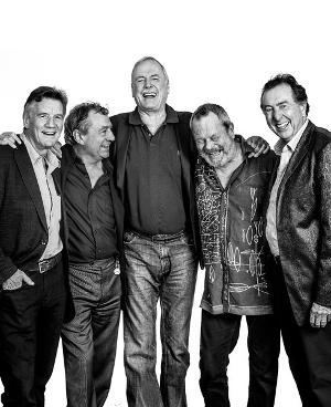 MONTY PYTHON LIVE (Mostly) from London's O2 to Hit U.S. Theaters this July