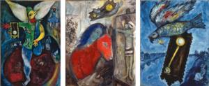 BWW Reviews: Jewish Museum Reveals the Darkness and Thoughtfulness of Marc Chagall