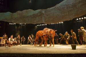 BWW Reviews: WAR HORSE at the Capitol Theatre is Epic and Intimate