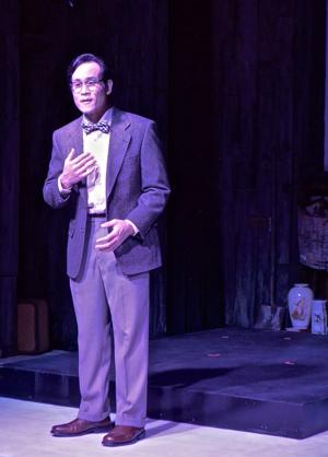 BWW Reviews: CVRep's HOLD THESE TRUTHS is a Tour de Force