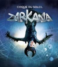 BWW Reviews: ZARKANA - A Beautiful Addition to Las Vegas' Cirque Offerings