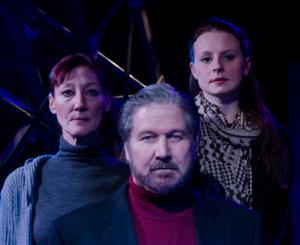 BWW Reviews: TERMINUS - A Play Which Indulges the Author's Inner 16-Year-Old Self Compels at Convergence-Continuum