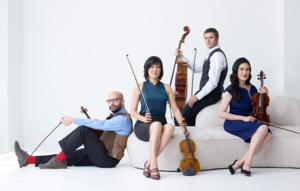 Music Mountain to Welcome Enso String Quartet, Soyeon Kate Lee and West Point Alumni Glee Club, 6/14-15