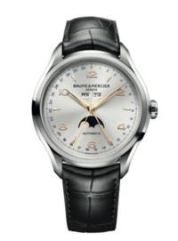 Baume & Mercier Premieres New Clifton Collection