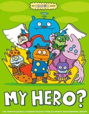 Find Action, Adventure and Lots of Pie in New UGLYDOLL: MY HERO? Original Graphic Novel