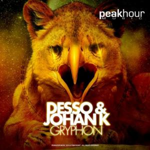 DESSO and JOHAN K Collaborate on 'Gryphon', Dropping This Week