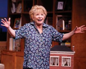 BECOMING DR. RUTH to Mark 50th Performance with Book Signing & Talkback, 11/27
