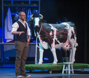 'ALTON BROWN LIVE!' Set for Orpheum Theatre, 10/25