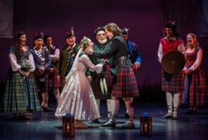 BRIGADOON, With Revamped Libretto, Opens Tonight at the Goodman Theatre