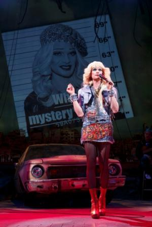 HEDWIG's Neil Patrick Harris to Visit LETTERMAN Tomorrow