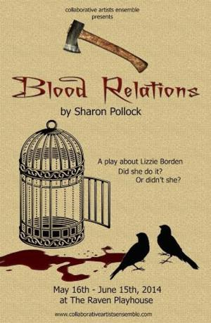 First Look: BLOOD RELATIONS Asks Did She or Didn't She? A Psychological Murder Mystery About Lizzie Borden