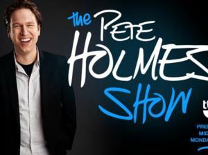 TBS Cancels Late Night Comedy Series THE PETE HOLMES SHOW