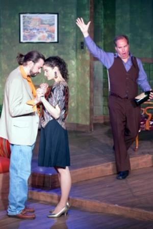 BWW Reviews: Dramatic License Production's Funny Presentation of THE NERD