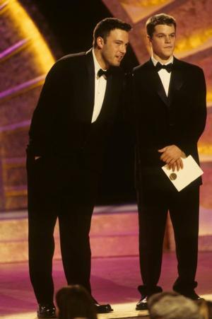 Ben Affleck, Matt Damon Join GOLDEN GLOBE Presenters Line-Up