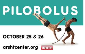 Pilobolus to Premiere Five Dance Pieces at the Arsht Center in Miami