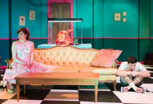 BWW Reviews: American Century's Hilarious, Surreal 'Oh Dad, Poor Dad, Momma's Hung You in the Closet and I'm Feelin' So Sad'