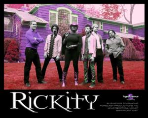 NYC Classic Rock Band RICKITY Releases Debut Album 'Greatest Hits'