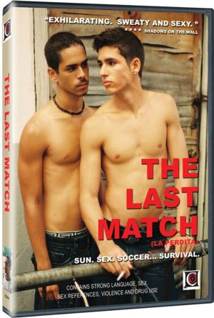Antonio Hens' THE LAST MATCH Comes to DVD Today