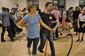 Country Dance*New York to Feature Vermont's Clayfoot Strutters and Caller George Marshall, 10/20