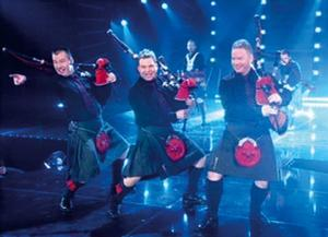 THE RED HOT CHILLI PIPERS Bring Bag-Piping Rock to Captiol Center Tonight