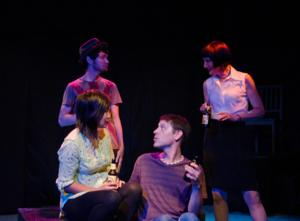 BWW Reviews: A MAP OF VIRTUE Confounds at Convergence Continuum