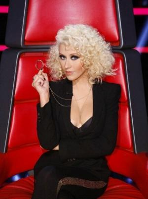 Get Christina Aguilera's Smoking Hot Look from The Voice