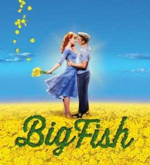 Broadway Records Releases BIG FISH Cast Recording Digitally Today
