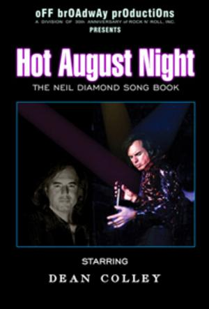 3,000 Miles Off Broadway Productions & El Portal Theatre Present 'HOT AUGUST NIGHT,' 6/6 - 6/15