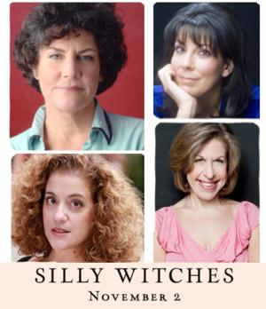 Jackie Hoffman, Christine Pedi, Mary Testa and Kristine Zbornik Set for SILLY WITCHES at 54 Below, 11/2